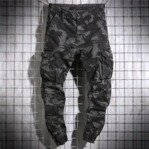 Camouflage Trousers Army Cargo Pants