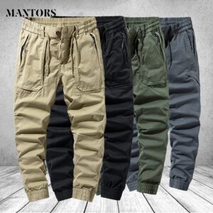 Tactical Pants Men Fashion Sportswear