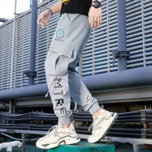 Fashion Sweatpants Men Jogger Pants