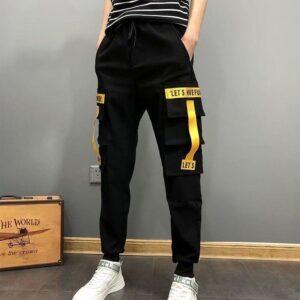 Harem Cargo Pants Harajuku Sweatpants