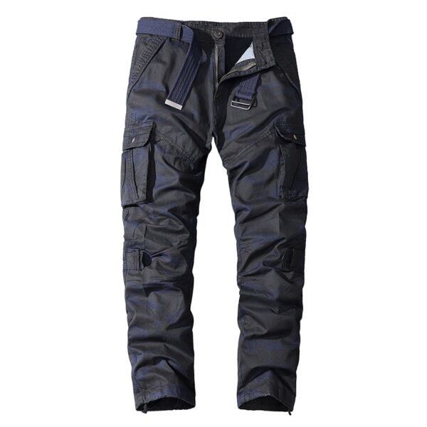 Autumn Cargo Pants Outdoor Joggers
