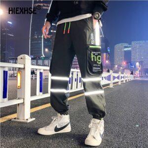 Cargo Pants Men Hip Hop Trousers
