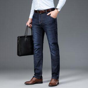 Classic Fit Flex Jeans Pant