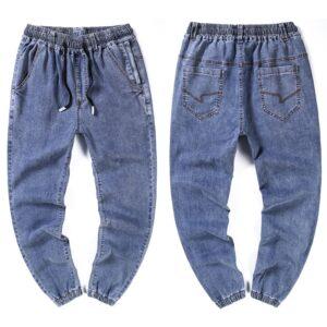 Summer Men Jeans Harem Pants