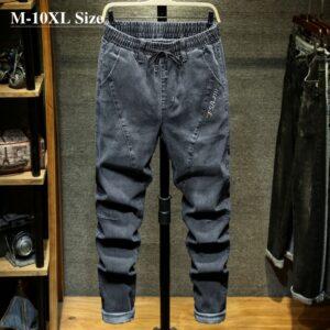 Fashion Harem Jeans Men Trousers
