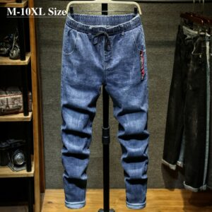 Casual Denim Trousers Fashion Jeans