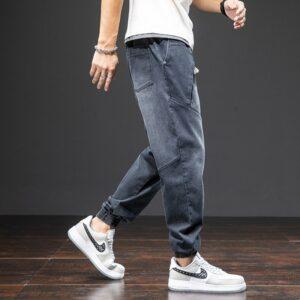 Summer Harem Jeans Denim Pants