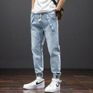 Summer Baggy Jeans Harem Pants