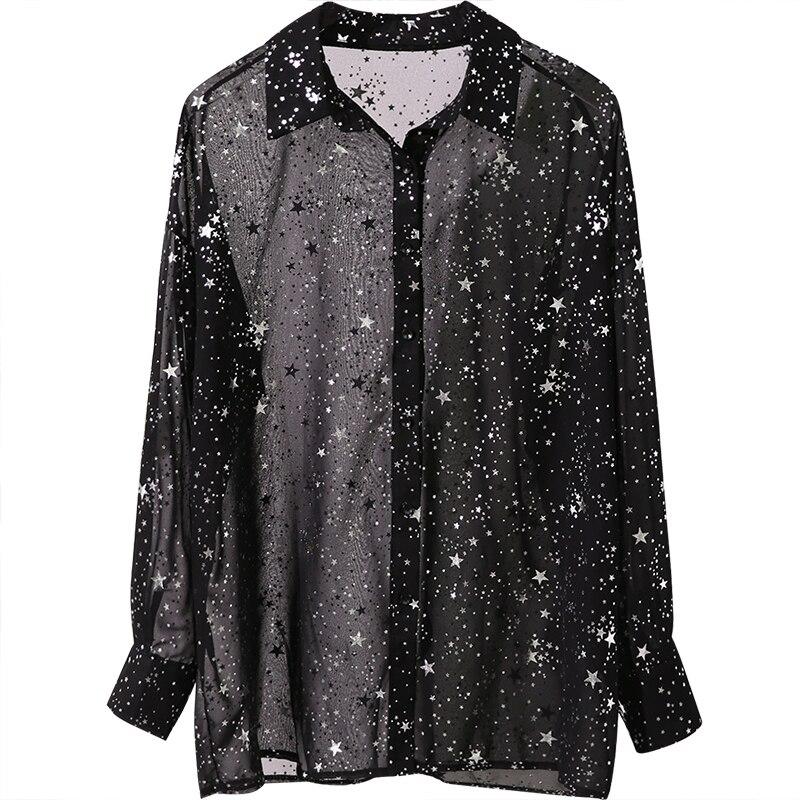 Wearing a Bronzing Shirt For Women
