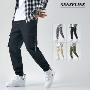 Spring Overalls Classic Outdoor Pants
