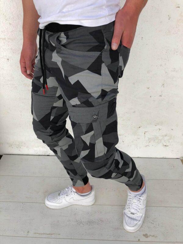 Casual Sports Sweatpants Cargo Pants