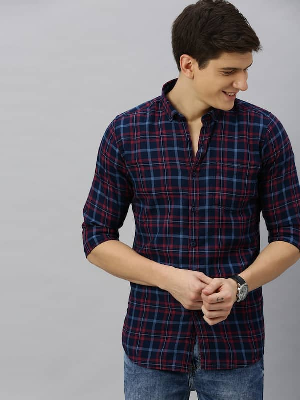 Casual Shirts For Men With Long Sleeves and Short Sleeves