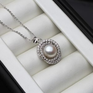 Fashion Natural Freshwater Pearl Necklace