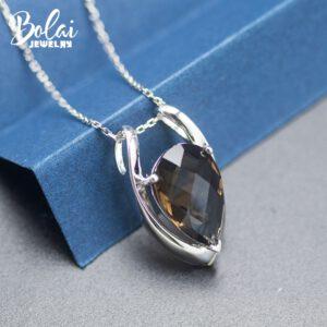Gemstone Pendant Necklace Fine Jewelry