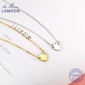 Chokers Necklace Small Heart Pendant