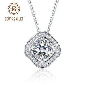 925 Sterling Silver Luxury Necklace