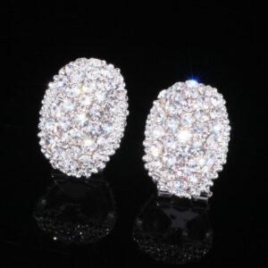 Classic Design Romantic Stone Earrings