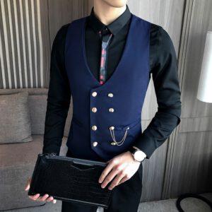 Fashion Classic Wedding Suit Vest