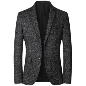 Fashion Slim Blazer Casual Coats
