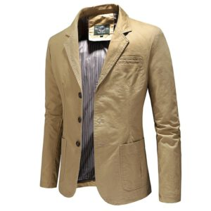 Casual Blazers Suit Spring Jacket